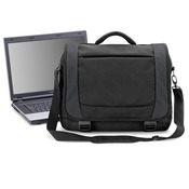 Tungsten Laptop Briefcase