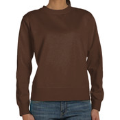 Com. Colors Ladies Sweatshirt