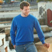 Premium 70/30 set-in sweatshirt