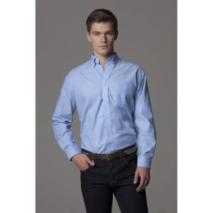 Workplace Oxford shirt long sleeved Thumbnail