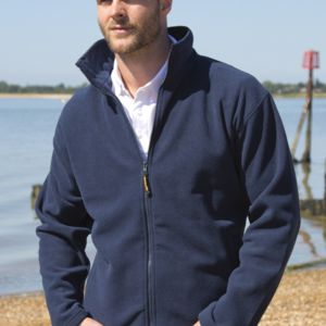 High Grade Microfleece Horizon Jacket Thumbnail