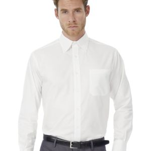 Men's Oxford Long Sleeve Shirt Thumbnail