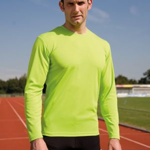 Spiro quick-dry long sleeve t-shirt Thumbnail