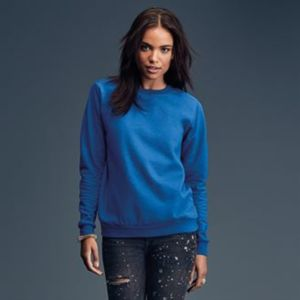 Anvil women's set-in-sweatshirt Thumbnail