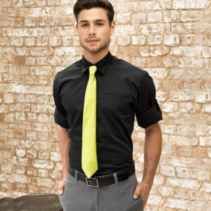 Roll sleeve poplin shirt Thumbnail