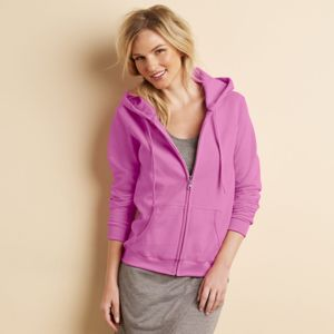 Women's Heavy Blend™ full zip hoodie Thumbnail