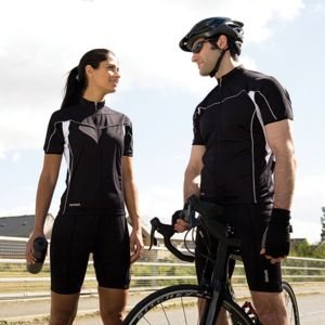 Women's Spiro bikewear full zip top Thumbnail