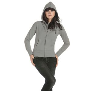 B&C Hooded full zip /women Thumbnail