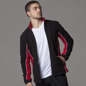 Gamegear® microfleece track jacket Thumbnail
