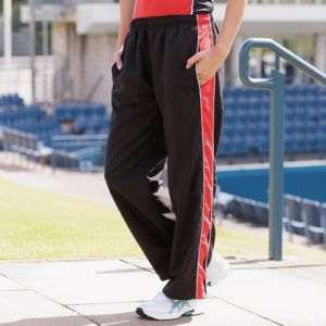 Women's piped track pant Thumbnail