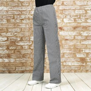 Pull-on chef's trouser Thumbnail