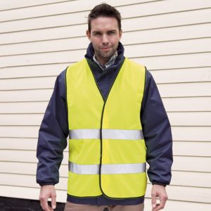 Core adult motorist safety vest Thumbnail