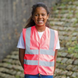 Kids enhanced-visibility vest Thumbnail