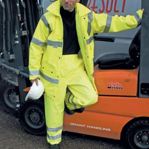 Safety hi-viz trousers Thumbnail