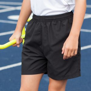 Kids start-line track shorts Thumbnail