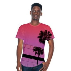Sublimation tee (PL401) Thumbnail