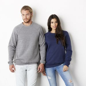 Unisex sponge fleece crew neck sweatshirt Thumbnail