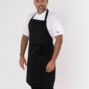 Dennys Low Cost Bib Apron No Pocket Thumbnail