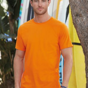 Fruit Of The Loom Mens Softspun Tshirt Thumbnail