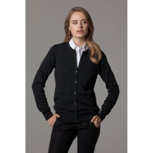 Women's Arundel crew neck cardigan long sleeve Thumbnail
