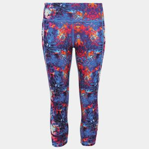 Women's TriDri® performance fireworks leggings ¾ length Thumbnail
