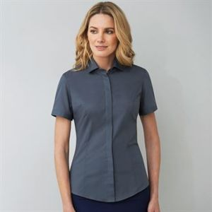 Women's Modena short sleeve blouse Thumbnail