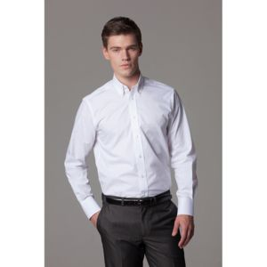 City business shirt long-sleeved (tailored fit) Thumbnail