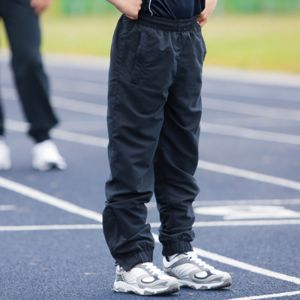 Kids lined tracksuit bottoms Thumbnail