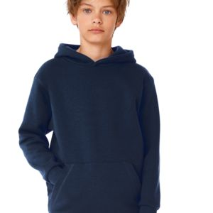 B&C Kids Hooded Sweat Thumbnail