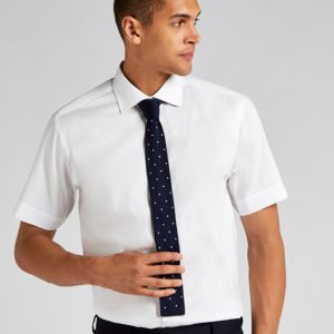 Men's Superior Oxford Short Sleeved Shirt Thumbnail