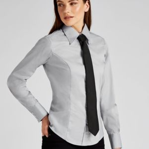 Ladies' Corporate Long Sleeve Oxford Shirt Thumbnail