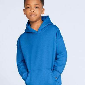 Gildan Childrens Hooded Sweatshirt Thumbnail