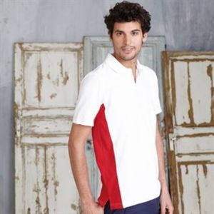 Flag polo shirt Thumbnail